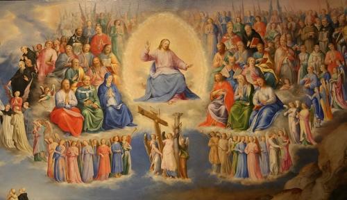 heligas samfund